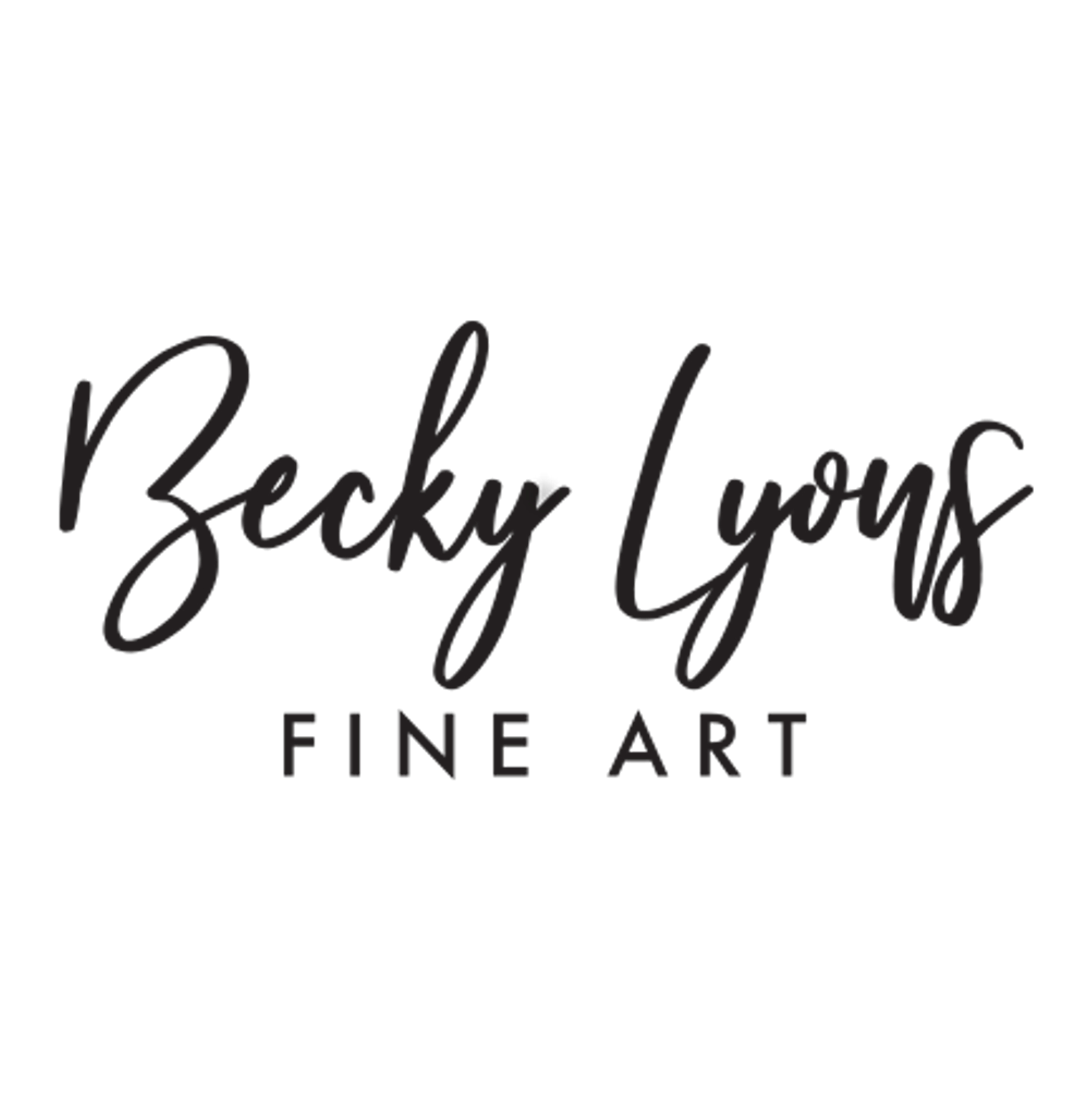 Becky Lyons Fine Art